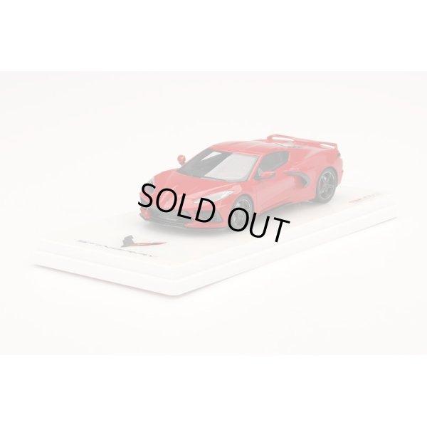 画像2: TSM MODEL 1/43 2020 Chevrolet Corvette Stingray Torch Red