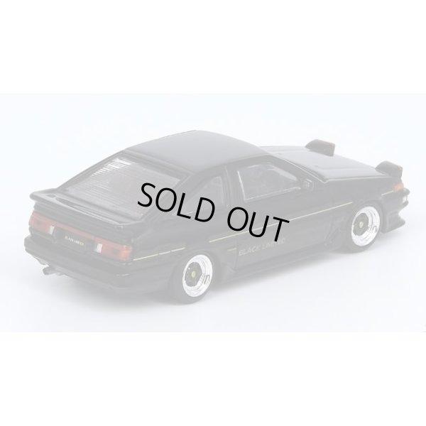 画像3: INNO Models 1/64 Sprinter Trueno AE86 Black