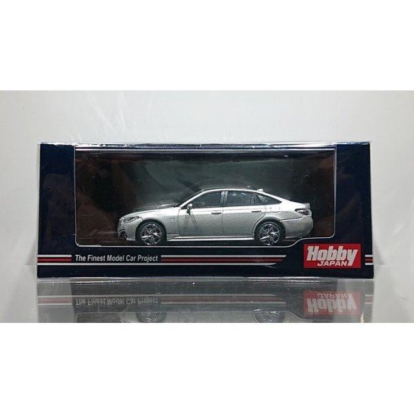 画像1: Hobby Japan 1/64 Toyota Crown 2.5L RS Advanced Hybrid Precious Silver