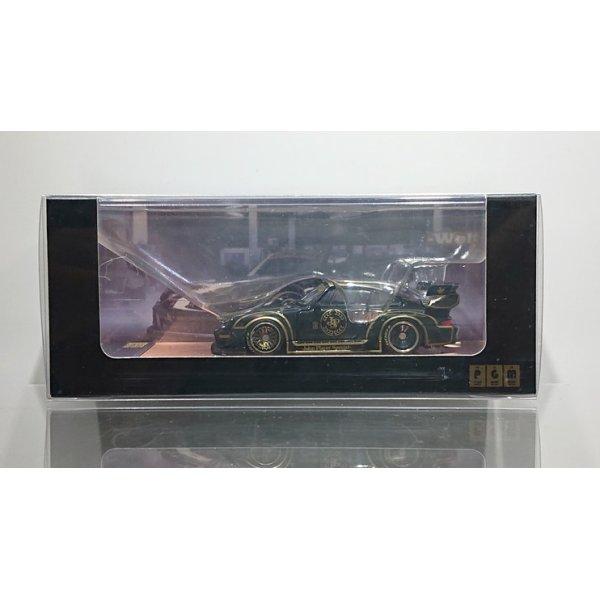 画像1: PGM(Private Goods Model) 1/64 RWB 993 Black-Gold
