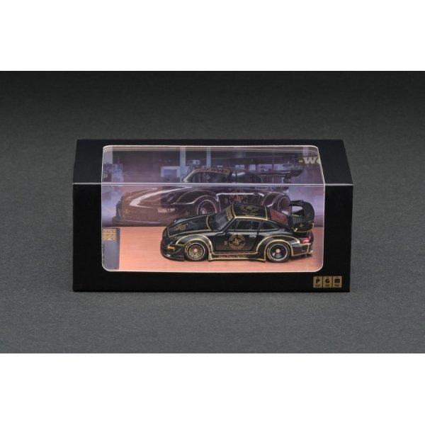 画像5: PGM(Private Goods Model) 1/64 RWB 993 Black-Gold