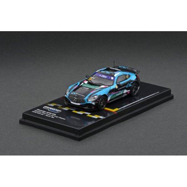 画像2: Tarmac Works 1/64 Mercedes-AMG GT4 Greater Bay Area GT Cup Macau 2019 Winner