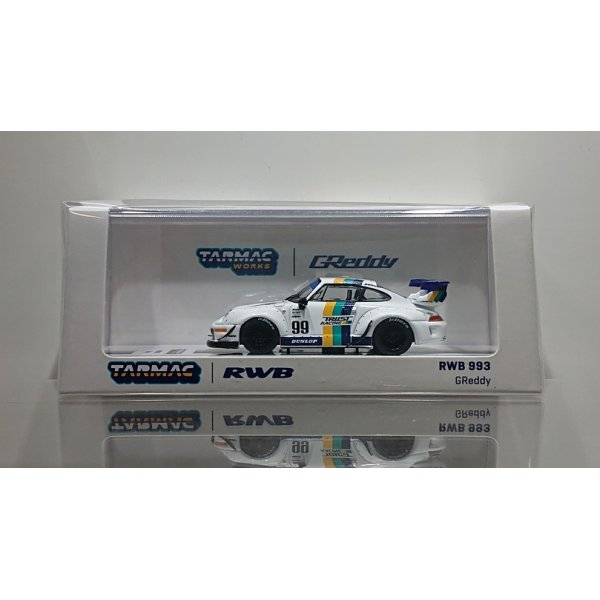 画像1: Tarmac Works 1/64 RWB 993 GReddy