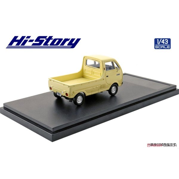 画像3: Hi Story 1/43 MAZDA PORTER CAB Yellow (1973)