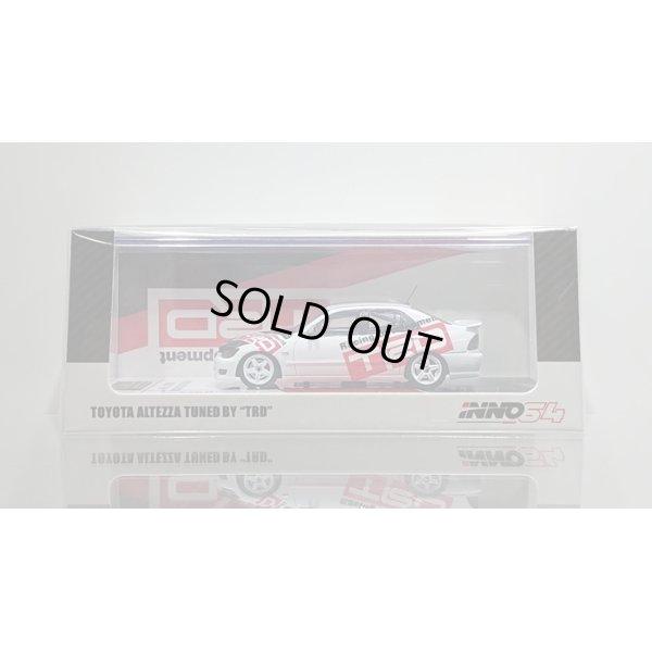 画像1: INNO Models 1/64 Altezza RS200 Tuned by TRD