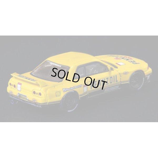 """画像4: INNO Models 1/64 Nissan Skyline GT-R R32 Pandem """"Pennzoil"""" Retro Color Concept"""