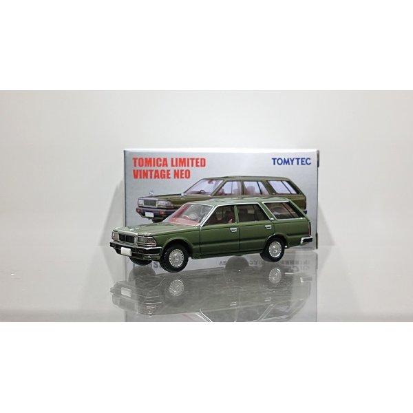 画像1: TOMYTEC 1/64 Limited Vintage NEO Nissan Cedric Van 陸上自衛隊業務車1号