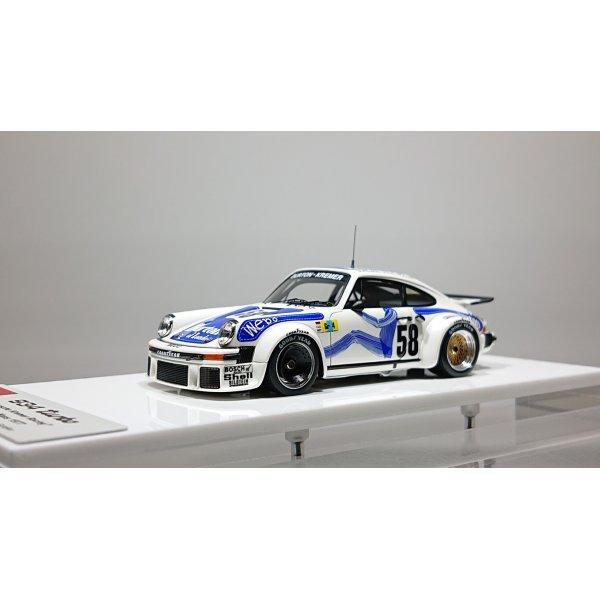 "画像1: EIDOLON 1/43 Porsche 934 Turbo ""Burton"" Le Mans 24h 1977 Class Winner No.58"