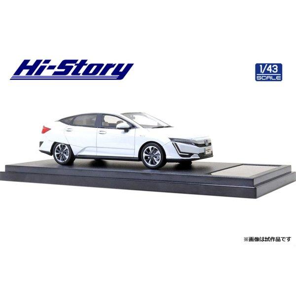 画像4: Hi Story 1/43 Honda CLARITY PHEV (2019) Platinum White Pearl