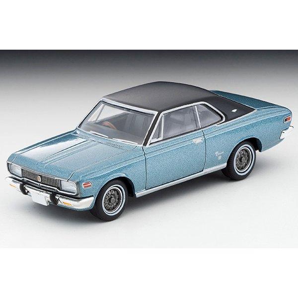 画像2: TOMYTEC 1/64 Limited Vintage Toyopet Crown Hardtop SL '70 Blue / Black