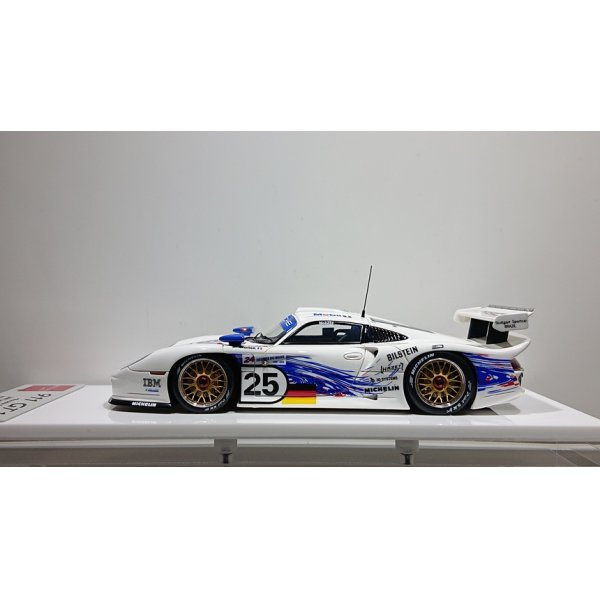 画像2: EIDOLON 1/43 Porsche 911 GT1 EVO Le Mans 24h 1997 No.25