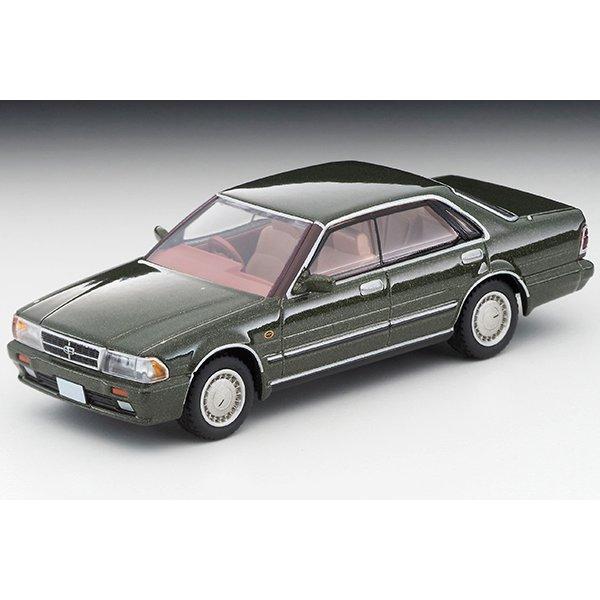 画像2: TOMYTEC 1/64 Limited Vintage NEO Nissan Gloria 4HT V20 Twin Cam Turbo Gran Turismo Super SV '88 Green