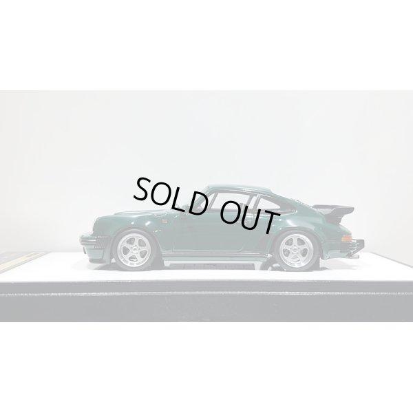 画像2: VISION 1/43 Porsche 930 turbo 1988 Dark Green (Silver wheel) Limited 60 pcs.