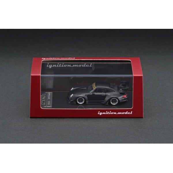 画像3: ignition model 1/64 RWB 993 Matte Black