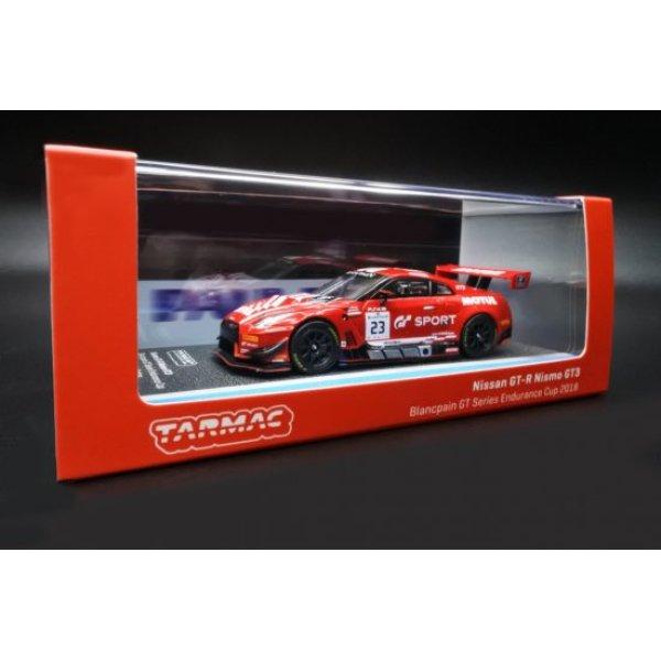 画像1: Tarmac Works 1/64 Nissan GT-R Nismo GT3