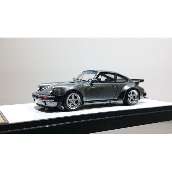 画像1: VISION 1/43 Porsche 930 turbo 1988 Slate Gray Metallic (Silver Wheel) Limited 60 pcs.