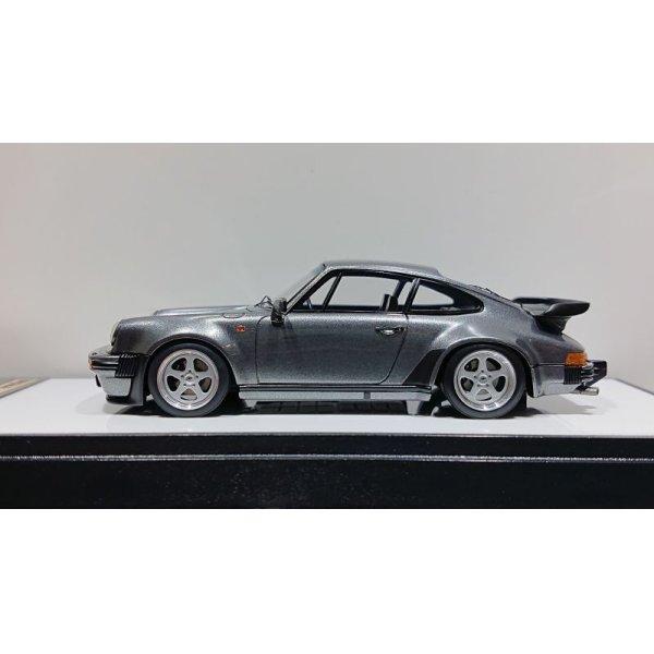 画像2: VISION 1/43 Porsche 930 turbo 1988 Slate Gray Metallic (Silver Wheel) Limited 60 pcs.