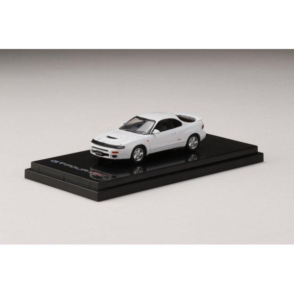 画像2: Hobby JAPAN 1/64 Toyota Celica GT-FOUR RC ST185 Super White II
