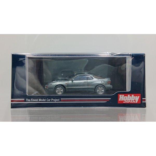 画像1: Hobby JAPAN 1/64 Toyota Celica GT-FOUR RC ST185 Gray Metallic