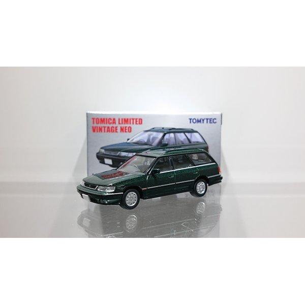 画像1: TOMYTEC 1/64 Limited Vintage NEO Subaru Legacy Touring Wagon Brighton 220 Green