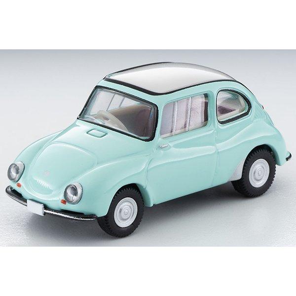 画像2: TOMYTEC 1/64 Limited Vintage Subaru 360 (Light Green) '61