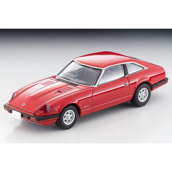 画像2: TOMYTEC 1/64 Limited Vintage NEO Nissan Fairlady Z-T 2BY2 (Red)