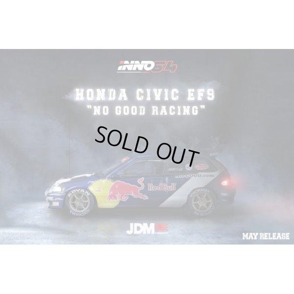 """画像4: INNO Models 1/64 Honda Civic EF9 """"No Good Racing"""""""
