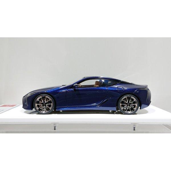 "画像2: EIDOLON Lexus LC500 ""L Package"" 2017 Deep Blue Mica (Ocher Interior) Limited 30 pcs."