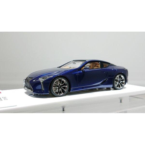 "画像1: EIDOLON Lexus LC500 ""L Package"" 2017 Deep Blue Mica (Ocher Interior) Limited 30 pcs."
