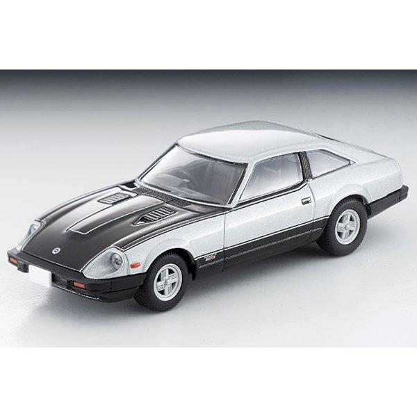 画像2: TOMYTEC 1/64 Limited Vintage NEO Nissan Fairlady Z-T Turbo 2BY2 (Silver / Black)
