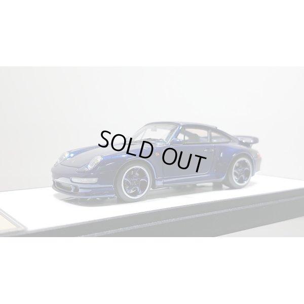 """画像1: VISION 1/43 Porsche 911 (993) Turbo """"THE LAST WALTZ"""" 1998 Limited 150 pcs."""