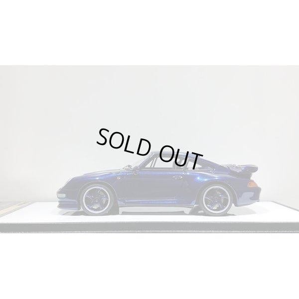"""画像2: VISION 1/43 Porsche 911 (993) Turbo """"THE LAST WALTZ"""" 1998 Limited 150 pcs."""