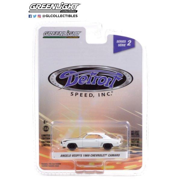 画像2: GREEN LiGHT 1/64 Detroit Speed, Inc. Series 2