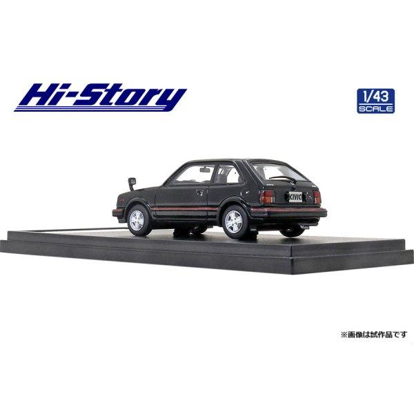 画像5: Hi Story 1/43 1/43 Honda CIVIC CX-S (1981) Black