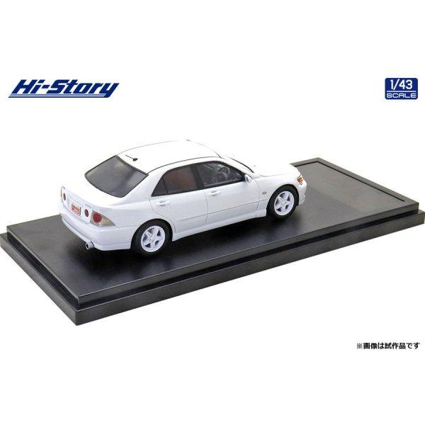 画像3: Hi Story 1/43 Toyota ALTEZZA RS200 TRD (1998) Super White 2