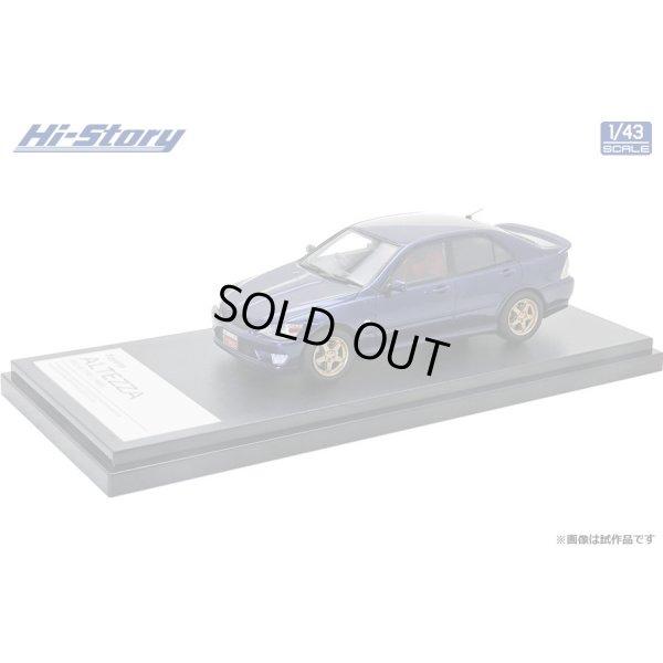 画像2: Hi Story 1/43 Toyota ALTEZZA RS200 TRD (1998) Blue Mica
