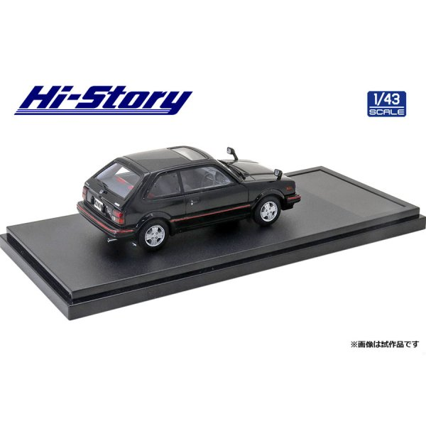 画像3: Hi Story 1/43 1/43 Honda CIVIC CX-S (1981) Black