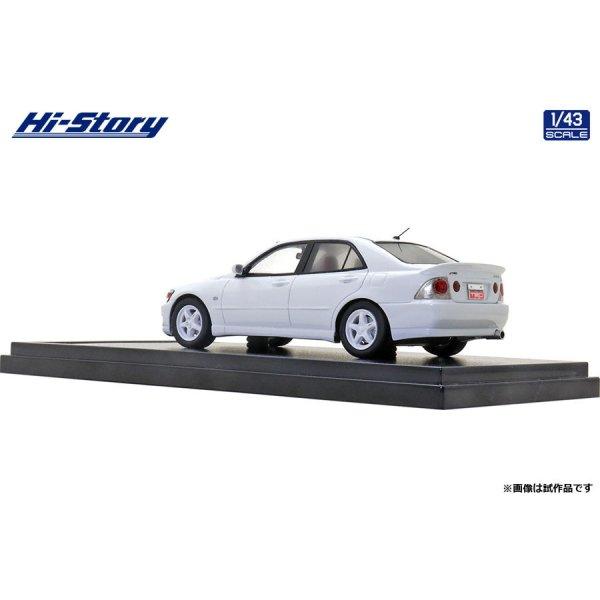 画像5: Hi Story 1/43 Toyota ALTEZZA RS200 TRD (1998) Super White 2