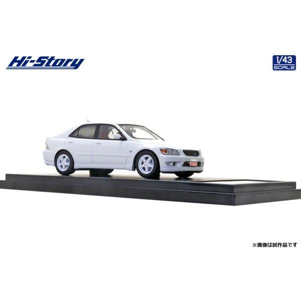 画像4: Hi Story 1/43 Toyota ALTEZZA RS200 TRD (1998) Super White 2