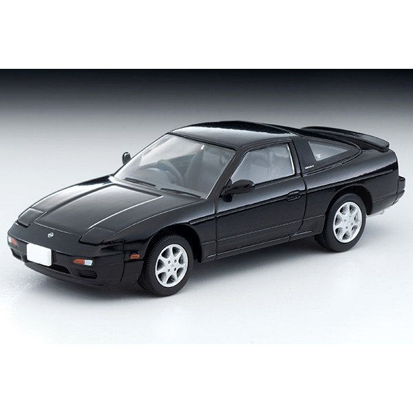 画像2: TOMYTEC 1/64 Limited Vintage NEO Nissan 180SX TYPE-II (Black)