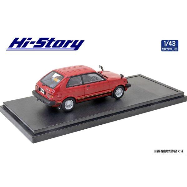 画像3: Hi Story 1/43 Toyota Starlet Si (1982) Lovely Red