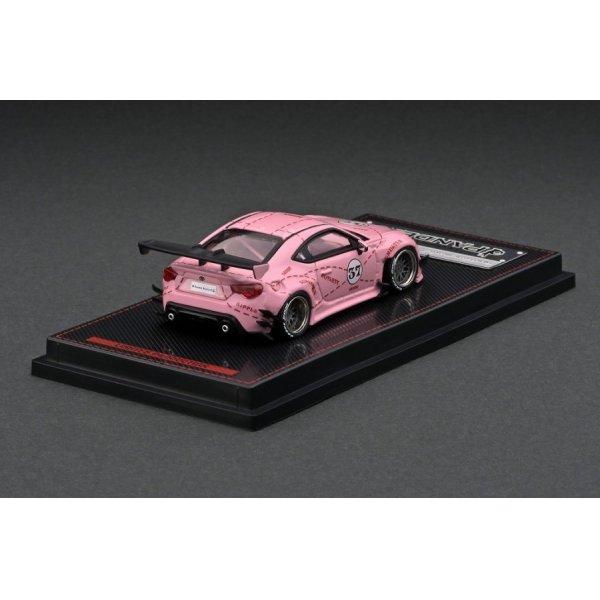 画像2: ignition model 1/64 PANDEM TOYOTA 86 V3 Pink