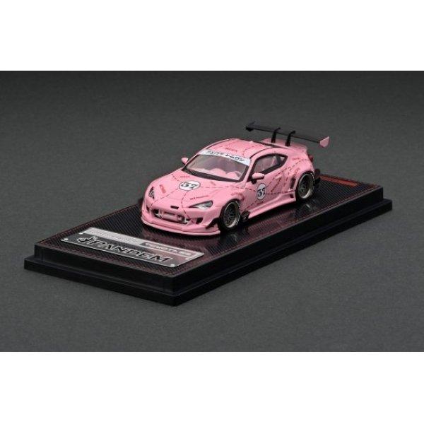 画像1: ignition model 1/64 PANDEM TOYOTA 86 V3 Pink