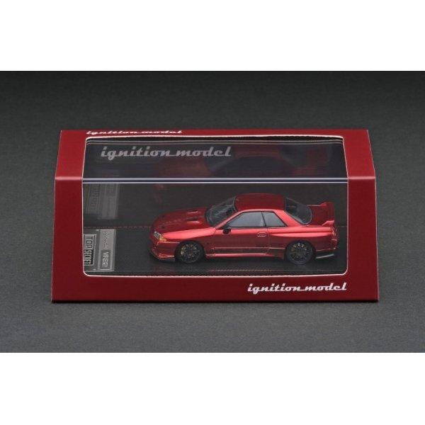 画像3: ignition model 1/64 TOP SECRET GT-R (VR32) Red Metallic