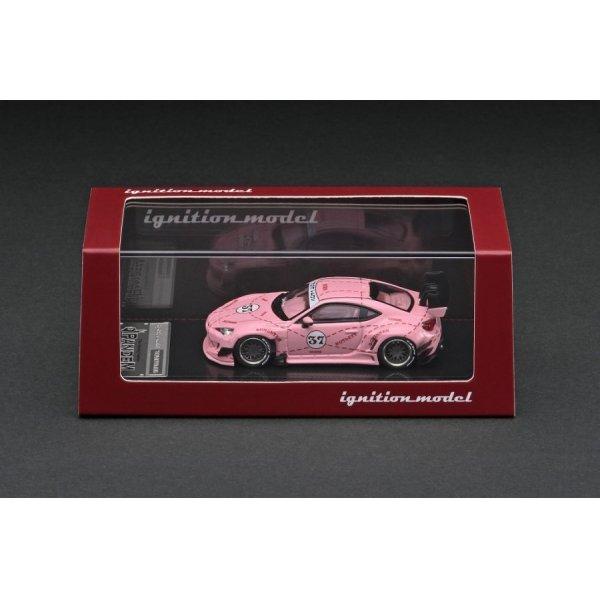 画像3: ignition model 1/64 PANDEM TOYOTA 86 V3 Pink