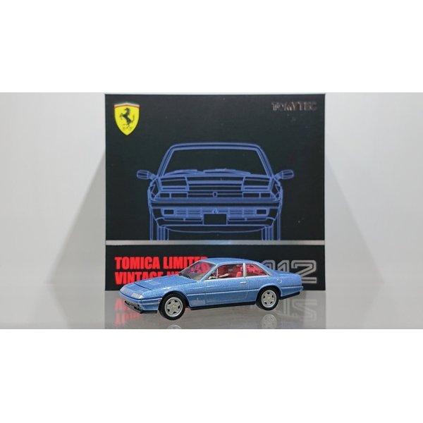 画像1: TOMYTEC 1/64 LV-NEO Ferrari 412 (Blue)
