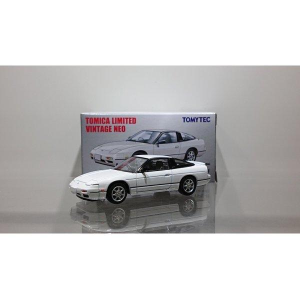画像1: TOMYTEC 1/64 Limited Vintage NEO Nissan 180SX TYPE-II (White)