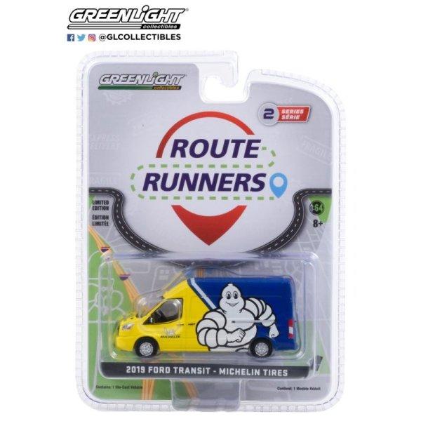 画像2: GREEN LiGHT 1/64 Route Runners Series 3