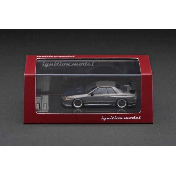 画像3: ignition model 1/64 TOP SECRET GT-R (VR32) Titanium Gray