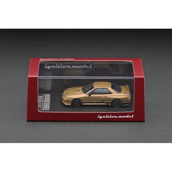 画像3: ignition model 1/64 TOP SECRET GT-R (VR32) Matte Gold